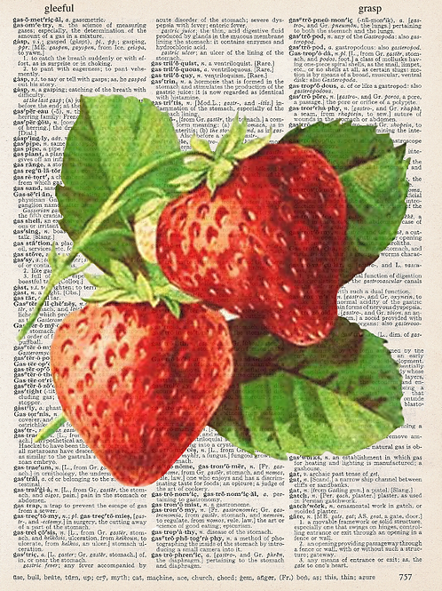 Strawberries - AW00604