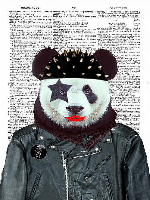 Kiss Me (Panda) - AW00468