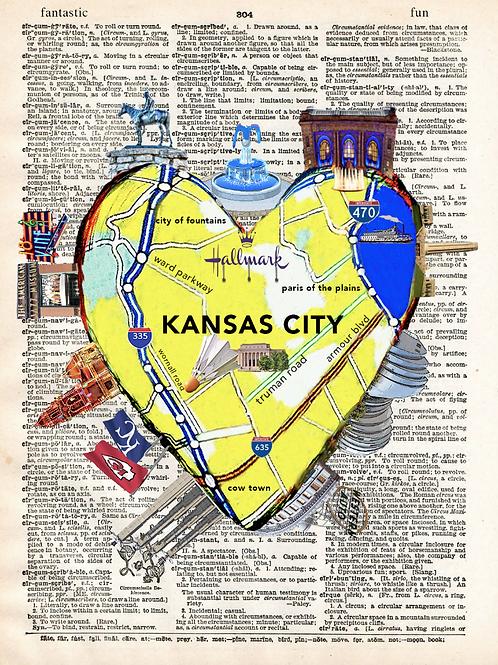 Kansas Heartwork - AW00469