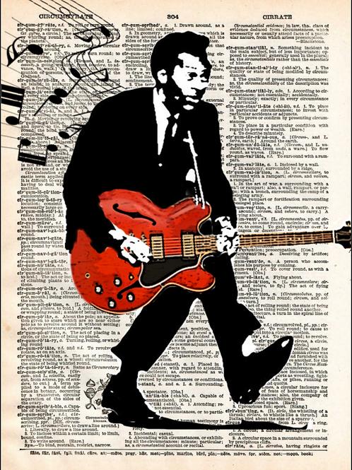 Chuck Berry - AW00598