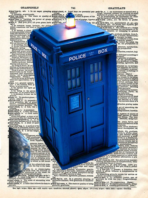 Dr Who - AW00344