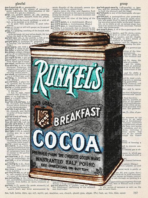 Cocoa Tin - AW00379
