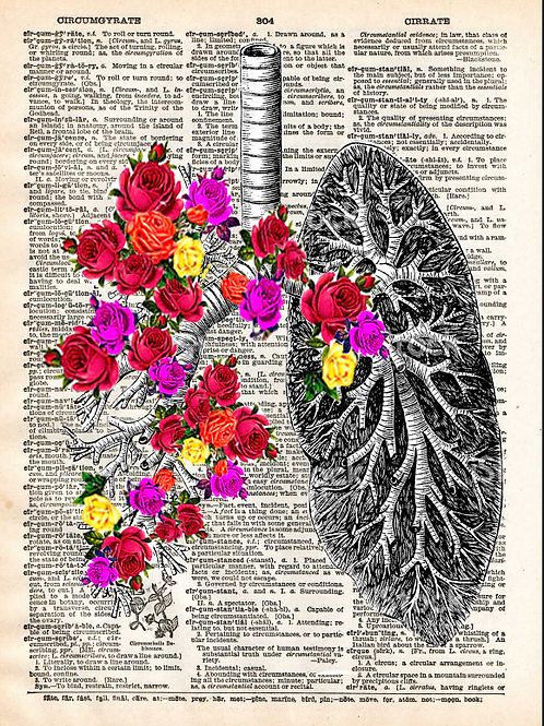 Flower Lungs - AW00471