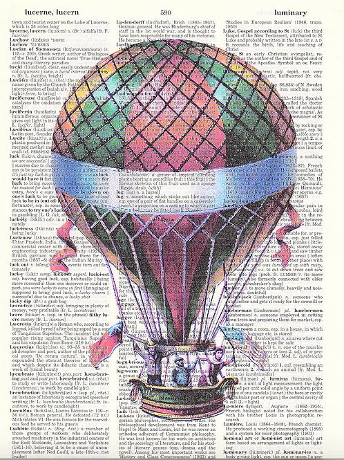Color Balloon - AW00339