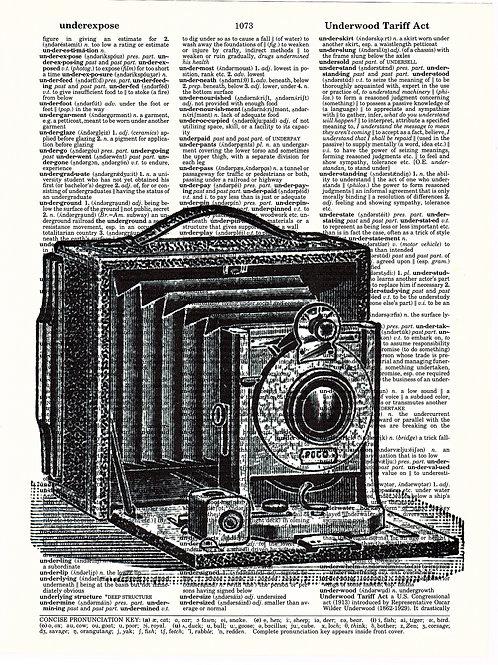 Vintage Camera - AW00056