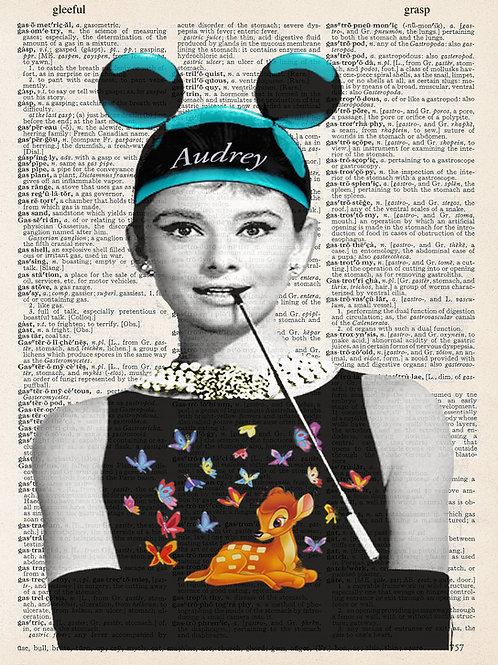 Forever Audrey - AW00200