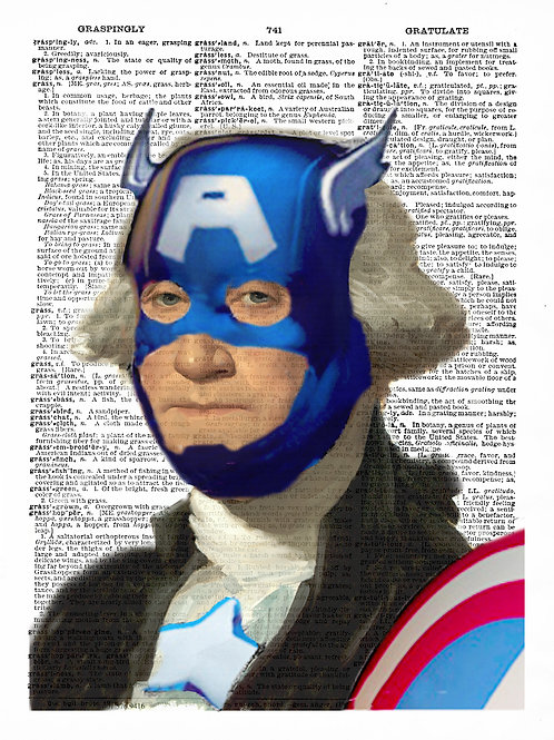 Captain George - AW00104