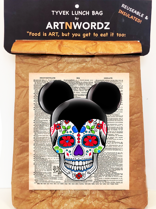Des Los Moustoes Lunch Bag