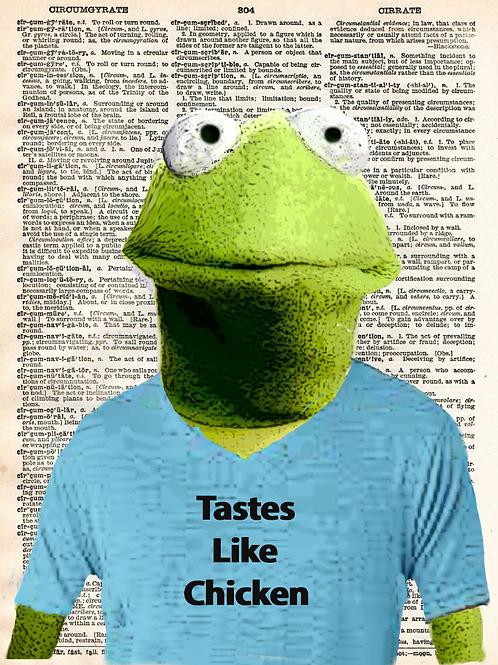 """Tastes Like Chicken"" - AW00440"