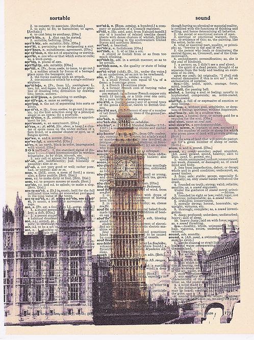 Big Ben - AW00237