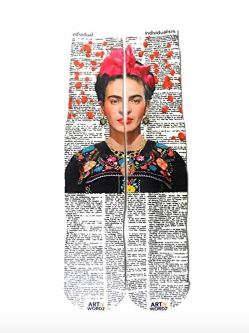 Frida Rose socks