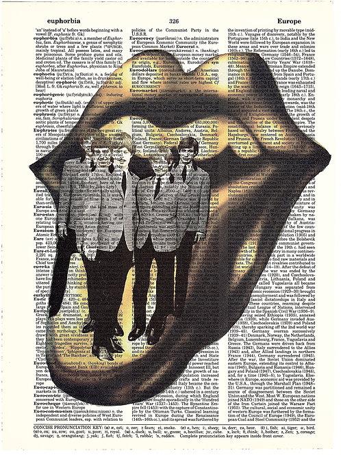 Stones Lips - AW00167