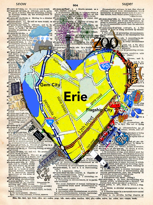 Erie Heartwork - AW00459