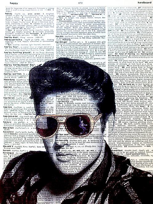 Elvis Glasses - AW00143