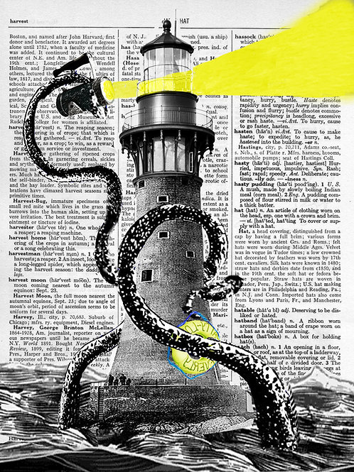 Lighthouse Kraken - AW00263