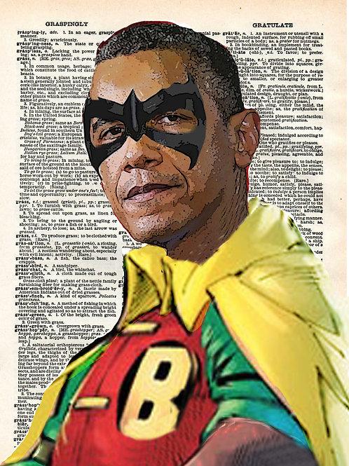 Barack Wonder - AW00102
