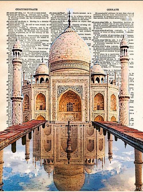 Taj Mahal - AW00610
