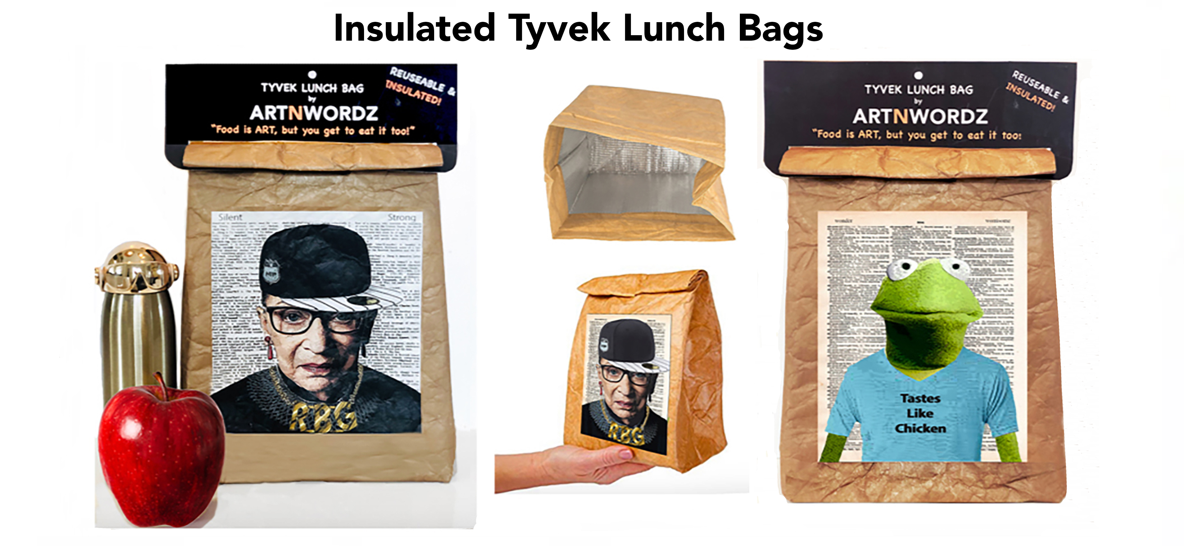 Lunch Bag banner web