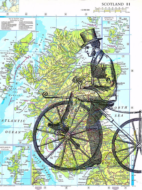 Scotland Bike - Atlas