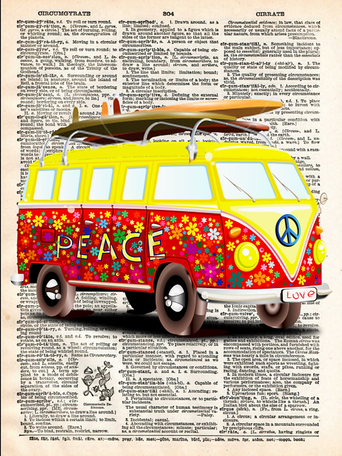 VW Van - AW00495