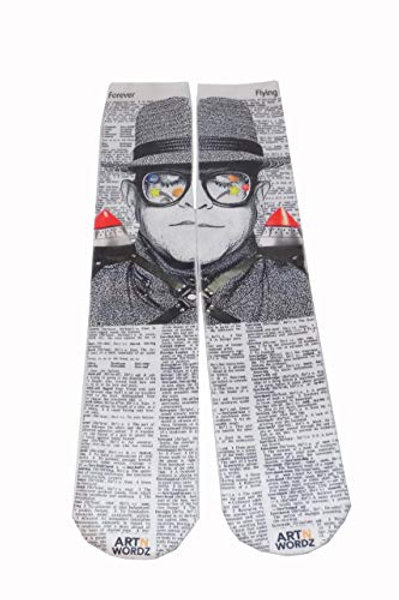 Rocket Man socks