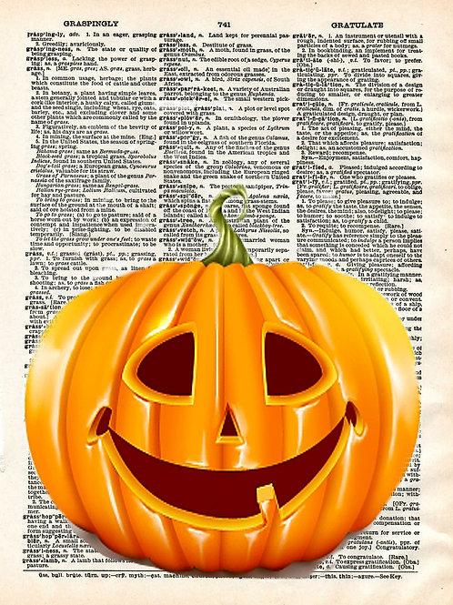Orange Pumpkin - AW00275