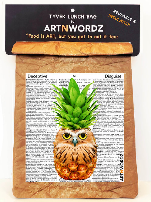 Pineowlple LUNCH BAG