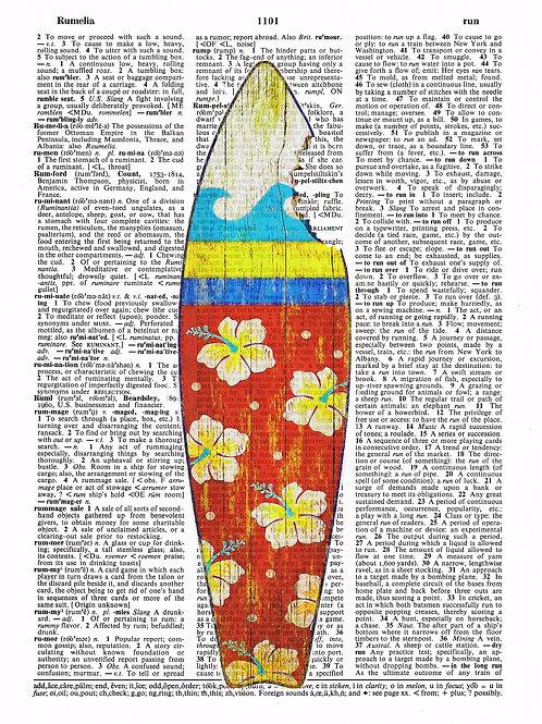 Shark Bite Surfboard - AW00284