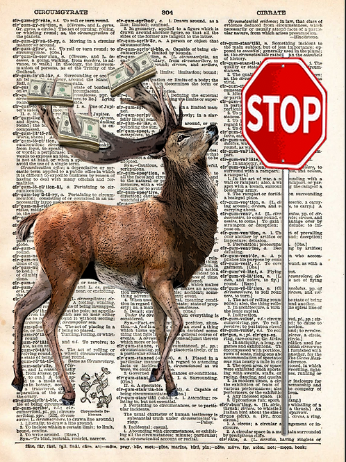 The Buck Stops Here - AW00491