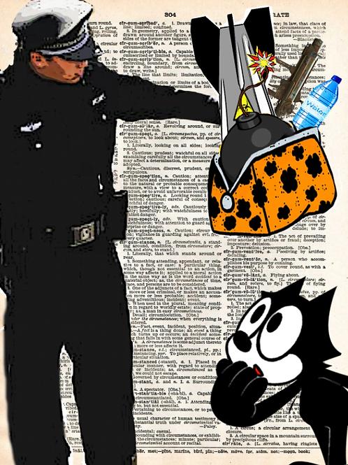 Felix (Bag of tricks) - AW00451