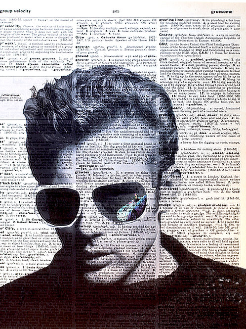James Dean Glasses - AW00220