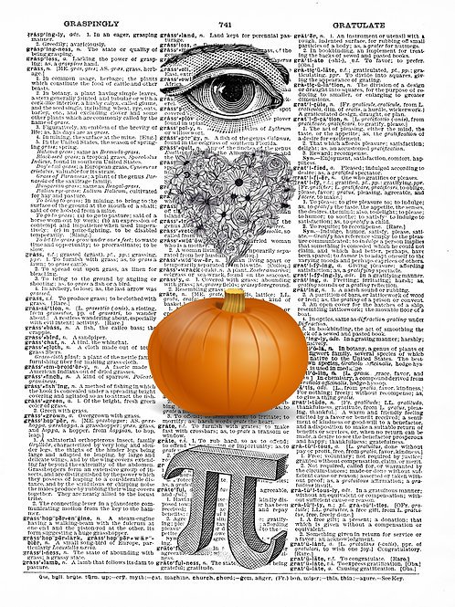 I Love Pumpkin Pie - AW00272