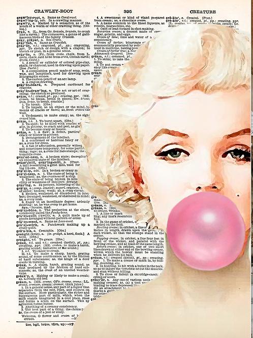 Marylin Bubble - AW00226