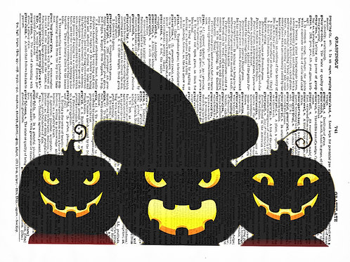 Shadow Pumpkins - AW00278