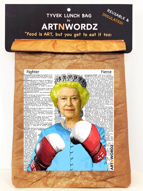 British Pound LUNCH BAG