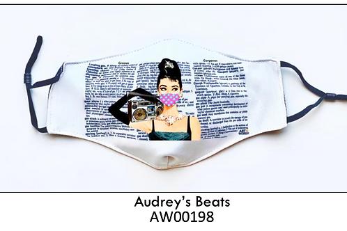 Audrey's Beats FACE.MASK