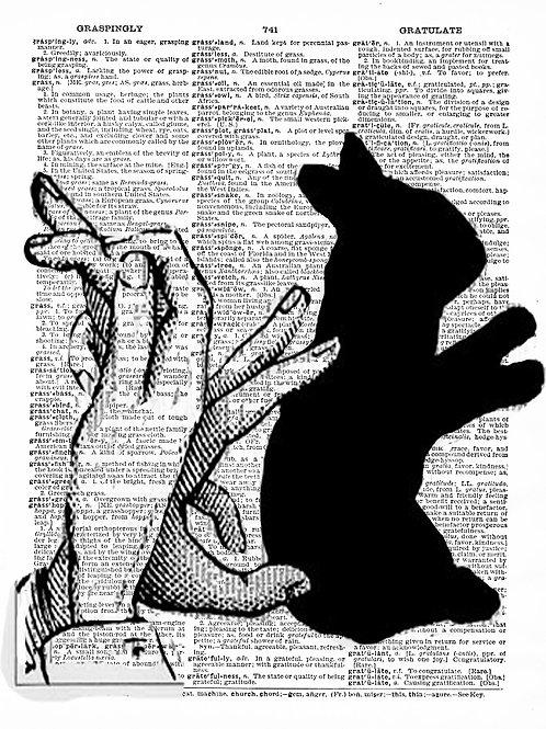 Bunny Shadow - AW00018