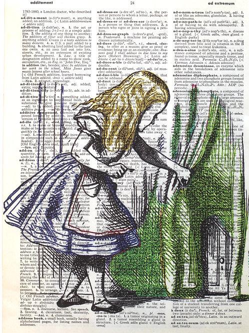Alice Door - AW00322