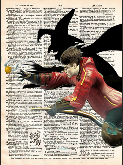 Harry Potter (Me and My Shadow) - AW00330