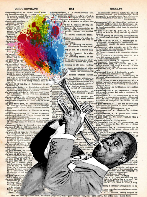 Louis Armstrong - AW00599