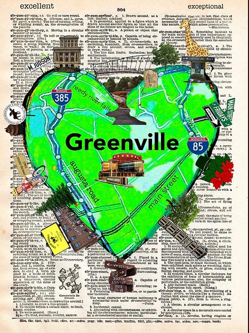 Greenville Heartwork - AW00416