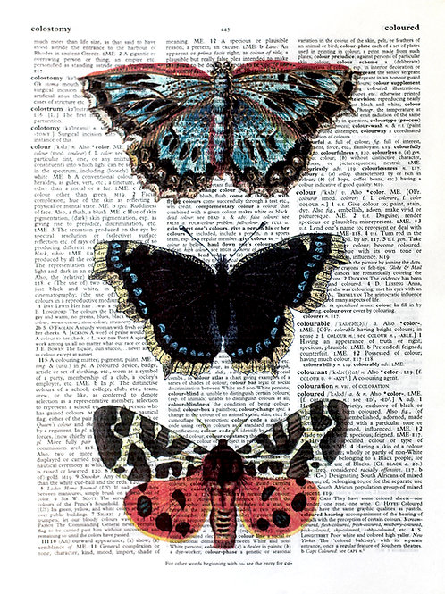 Stacked Butterflies - AW00051