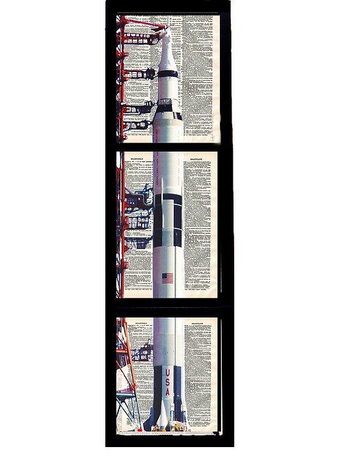 Apollo 11 (V Rocket) - AW_T010