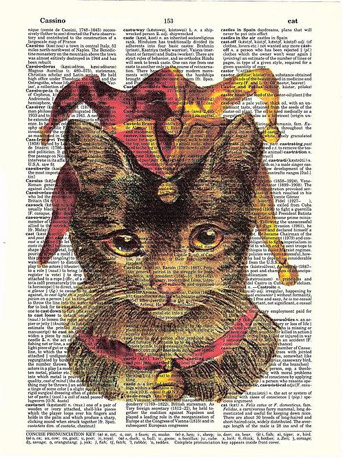 Jester Cat - AW00058