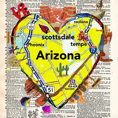 Arizona Heartwork - AW00452