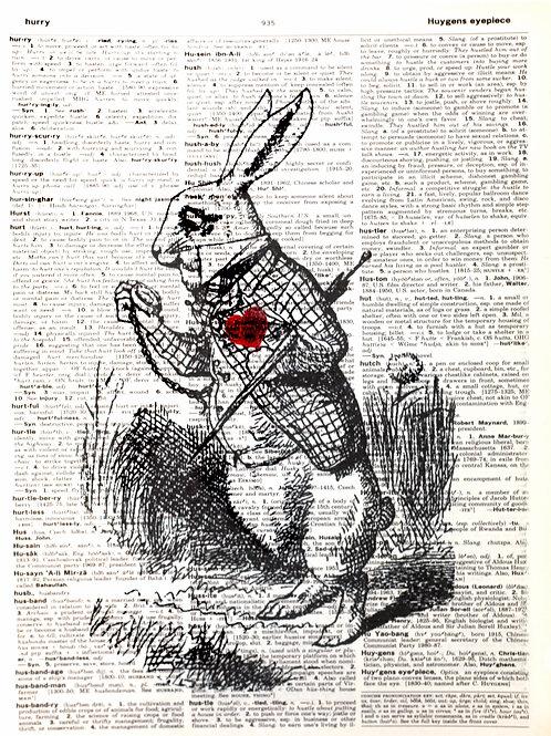 Alice Rabbit - AW00324