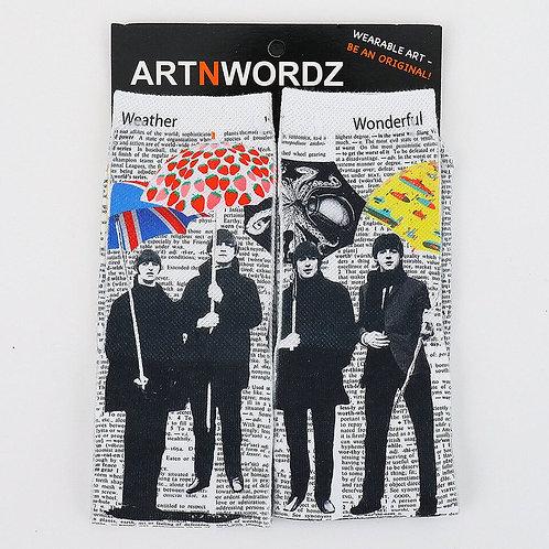 UMbeatles socks
