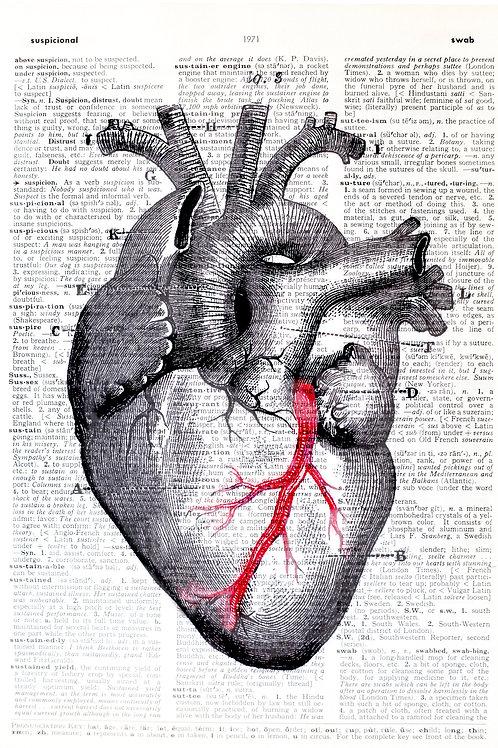 Black Heart - AW00001