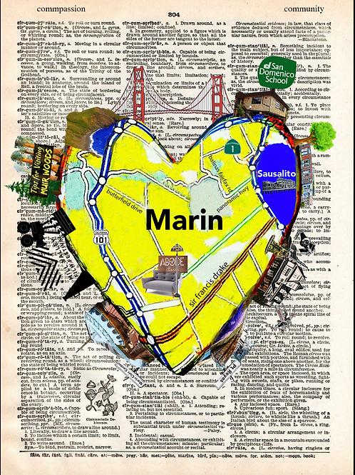Marin Heartwork - AW00576