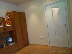 интериорна врата модел 31 в бяло